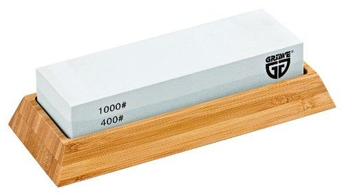 Gräwe Sharphome Wetzstein 400/1000 im Vergleich
